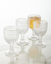 Godinger Lumina Goblets, Set of 4