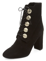 LK Bennett Yolanda Suede Lace-Up Boot