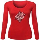 Unknown Harley Davidson motor logo for Women Printed Long Sleeve Cotton T-shirt
