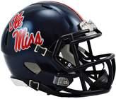 NCAA Riddell Ole Miss Rebels Revolution Speed Mini Replica Helmet