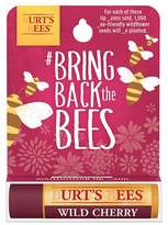 Burt's Bees Save the Bees Wild Cherry Lip Balm - 0.15 oz