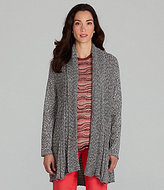TanJay Open-Front Cardigan