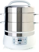 Euro Cuisine Stainless Steel Food Steamer