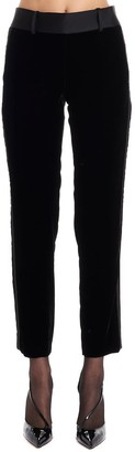 Ermanno Scervino Side Striped Trousers