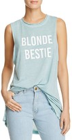 Show Me Your Mumu Andrew Bestie Graphic Tunic Tank