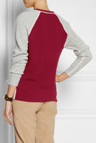 J.Crew Paxton waffle-knit cashmere sweater