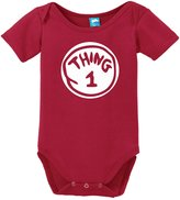 Sod Uniforms Thing One Onesie Funny Bodysuit Baby Romper