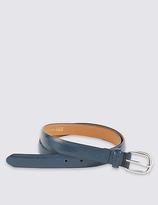 M&S Collection Faux Snakeskin Design Belt