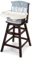 Summer Infant Turtle Tales Classic Comfort Wood Highchair