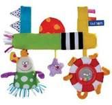 Taf Toys 11335 - Jouet Poussette - Kooky Drôle de Barre d'Activités