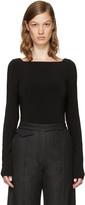 Protagonist Black 13 Low Back Bodysuit