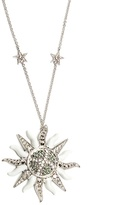 Roberto Cavalli Sun-embellished necklace