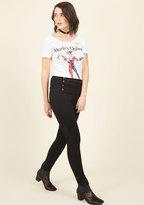 Set Sailorette Jeans in Black in 7