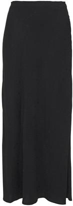 Racil Leopard-jacquard Maxi Skirt