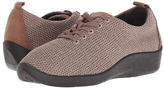 ARCOPEDICO Net 3 (Black) Women's Shoes
