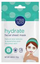 Miss Spa Hydrate Facial Sheet Mask - 1ct