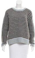 Wes Gordon Wool & Cashmere-Blend Sweater