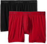 Calvin Klein Men's 2-Pack Micro Boxer Brief