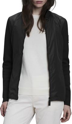 Canada Goose WindBridge Full-Zip Sweater