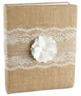 Bed Bath & Beyond Ivy Lane DesignTM Rustic Garden Memory Book in Ivory