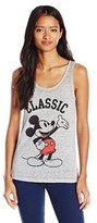 Disney Women's Mickey Burnout Tank