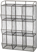 Laurel Foundry Modern Farmhouse Wire Mesh 9 Bin Cubical Storage