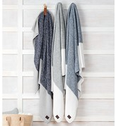 UGG Haven Colorblock Knit Throw