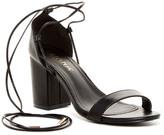 Liliana Rammy Block Heel Sandal