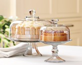 Williams-Sonoma Glass Domed Cake Plate/Punch Bowl
