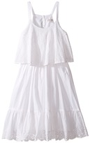 Ella Moss Tiana All Over Eyelet Dress Girl's Dress