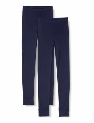 Iris & Lilly Amazon Brand Women's Super Soft Leggings Pack of 2