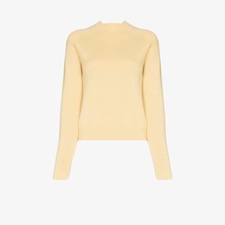 Carcel Milano alpaca wool sweater