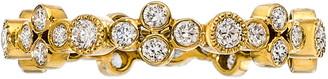 Sethi Couture 18k Gold & Diamond Cluster Ring