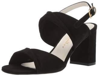 Bettye Muller Women's Angel Sandal Black 39 Medium EU (9 US)