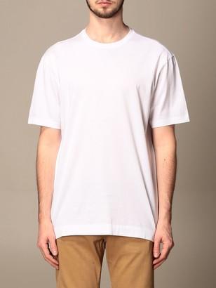 Ermenegildo Zegna Basic Short-sleeved T-shirt