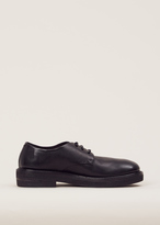 Marsèll black metallic parracca derby