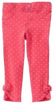 Gymboree Bow Jeggings