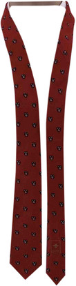 Gucci Red Wool Ties