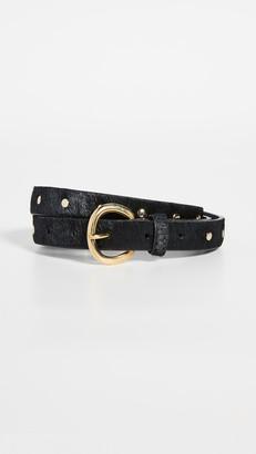 Rachel Comey Studded Mini Estate Belt