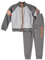 Armani Junior Boy's Track Jacket & Pants Set