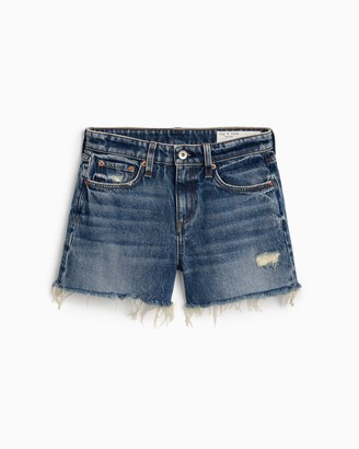 Rag & Bone Dre low-rise short