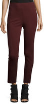 Rag & Bone Simone Skinny Ponte Pants, Port