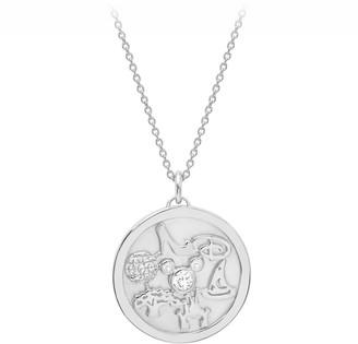 Disney Walt World Medallion Necklace by CRISLU