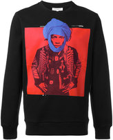 Les Benjamins man print sweatshirt - men - Cotton - S