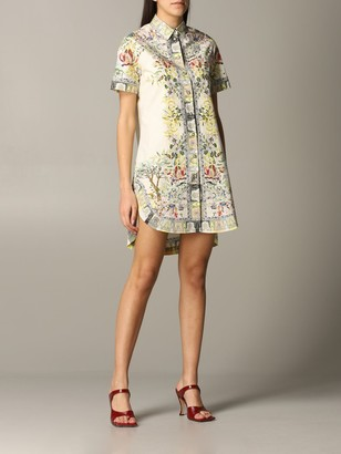 Etro Short Shirt Dress
