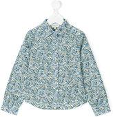 Cashmirino - 100% Liberty print shirt - kids - Cotton - 2 yrs