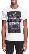 Just Cavalli Men's Embellished Graphic T-Shirt