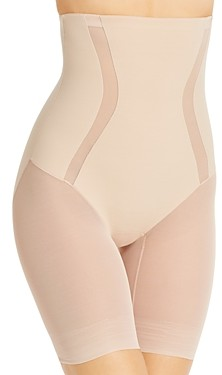 TC Fine Shapewear Middle Manager High-Waist Thigh Slimmer Shorts
