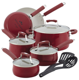 Paula Deen Savannah Nonstick Cookware Set (12 PC)