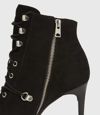 AllSaints Joanna Suede Boots